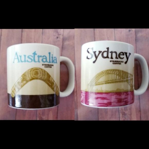 Starbucks Australia Mini Mugs